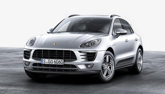 Porsche Macan отримав нову базову версію
