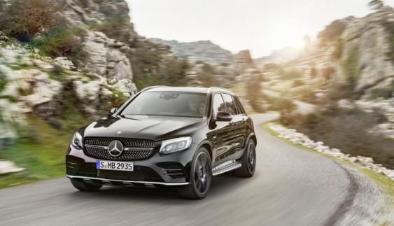 Mercedes покаже в Нью-Йорку кросовер GLC43