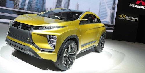Японська компанія Mitsubishi обіцяє революцію на ринку позашляховиків