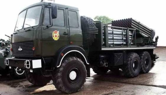«Богдан» буде збирати в Україні білоруські вантажівки МАЗ