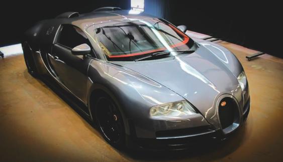 Доступна мрія: ідеальна копія Bugatti Veyron за $ 60 000