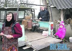 Українець власноруч створив машину, що працює на вугіллі