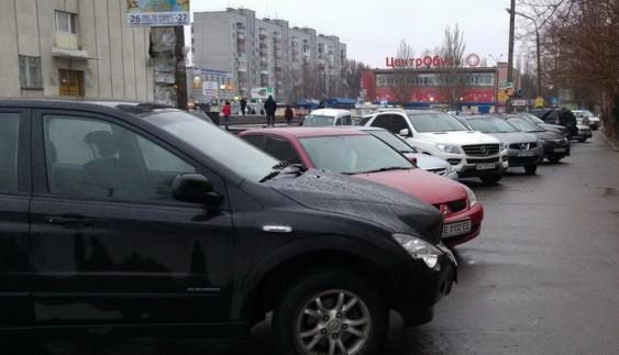 Як патрульні не реагували на водіїв-порушників форуму Саакашвілі