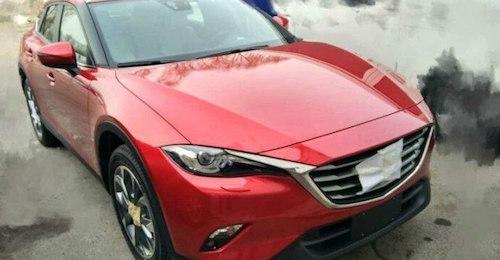 Mazda повністю розсекретила дизайн кросовера CX-4