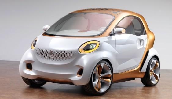 Електромобілі Smart офіційно прийдуть в Україну