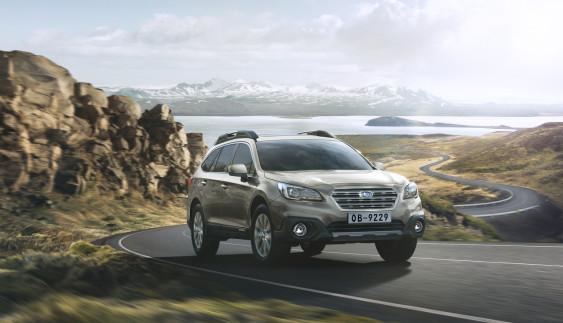 Subaru вже скоро почне продажі нового Outback