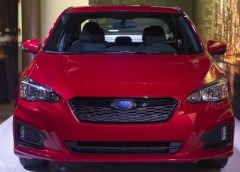 Subaru Impreza 2017: офіційні фото