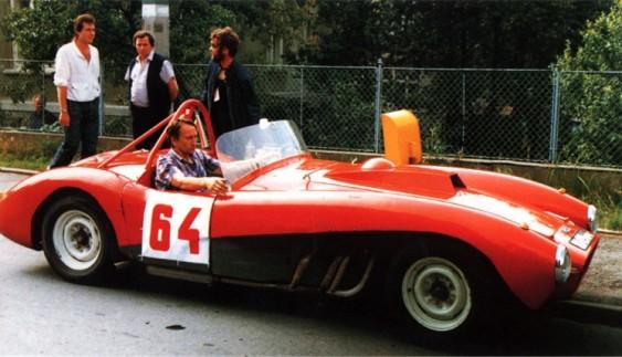 Легендарні спортивні автомобілі ZIL-101А спорт, ZIL-112с