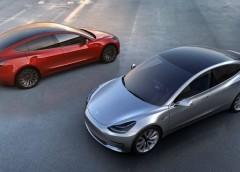 Tesla представила довгоочікуваний електромобіль Model 3