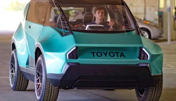 Toyota uBox – автомобіль для сучасної молоді