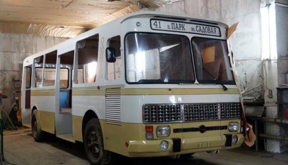 """Історія одного автобуса – КАВЗ 3100 """"Сибір"""""""