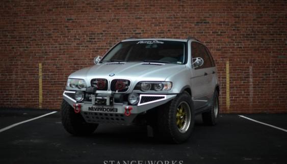 Вражаюче: позашляховий тюнінг BMW X5