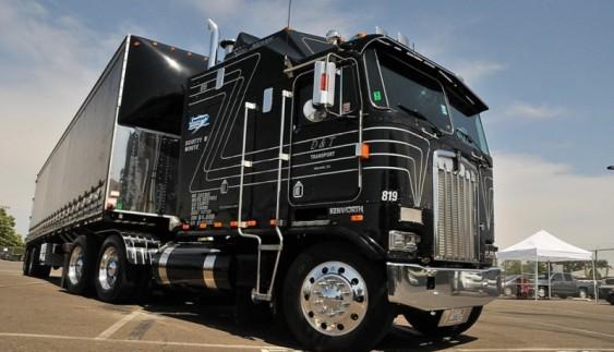 Дивовижний американський тюнінг вантажівок