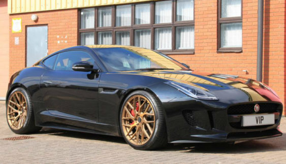 Тюнери створили 650-сильний Jaguar F-Type R