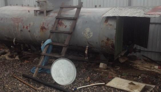 В Україні житель села «набодяжив» 13 тисяч літрів бензину