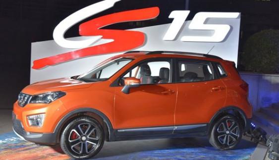 У Китаї стартували продажі Changan CS15