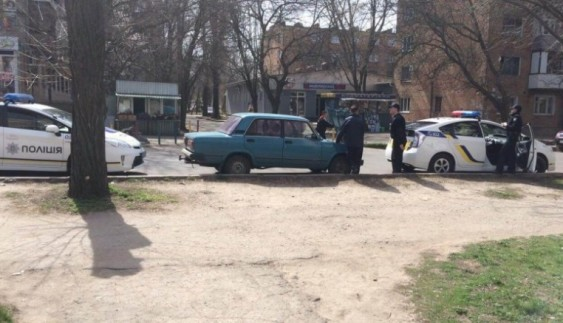 В Україні знайдено авто, викрадене 19 років тому
