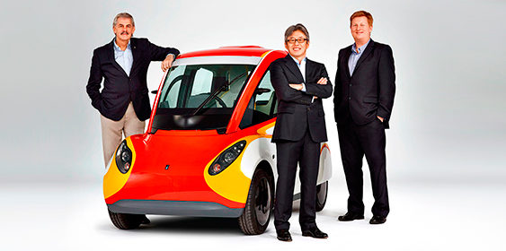 Авто з витратою палива 2,64 л на 100 км