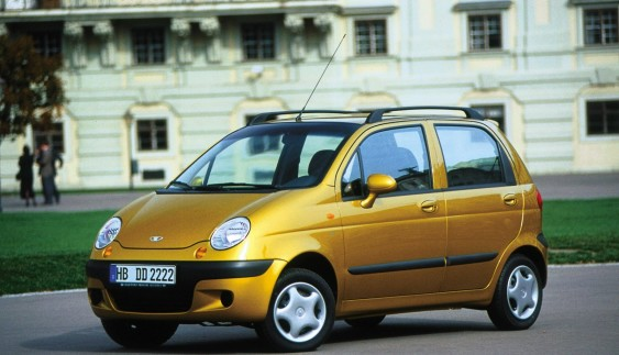 Названий найдешевший автомобіль в Україні