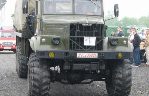 Замість КрАЗів для армії купуватимуть МАЗи