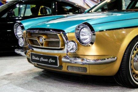 Унікальне купе Bilenkin Vintage