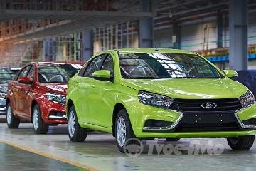 Названо моделі Lada, які в 2016 році почнуть випускати в Казахстані