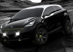 Kia представить конкурента Nissan Juke і Renault Captur