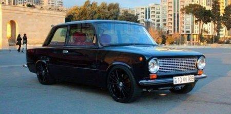 """Тюнінг ВАЗ-2101: S-клас серед """"Копійок"""""""