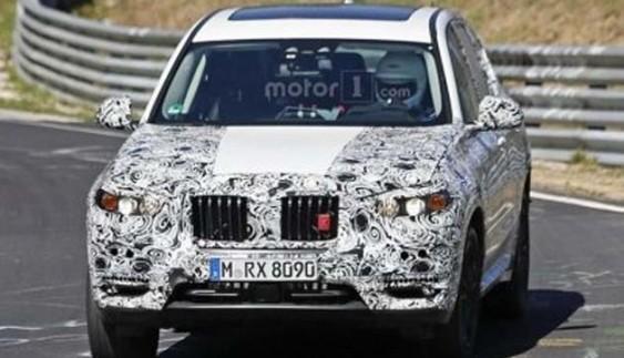 BMW почала тестувати кросовер X3 останнього покоління