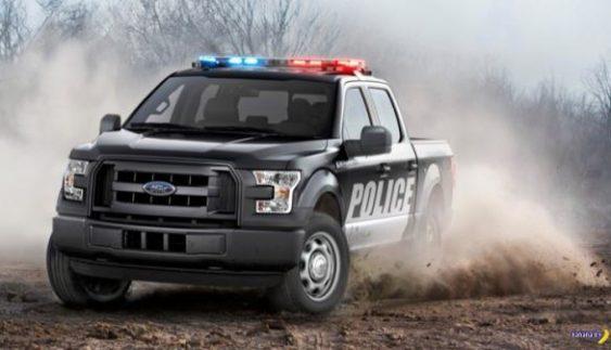 Ford показав дивовижний поліцейський пікап F-150 Special Service (ФОТО)