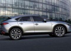 Mazda продемонструвала новий кросовер CX-4