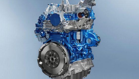 Ford Transit оснастили новим двигуном EcoBlue