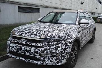 Китайська Zotye готує кросовер в стилі концепту Volkswagen