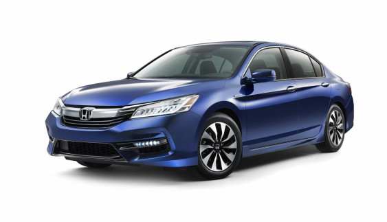 Honda оновила гібридний седан Accord