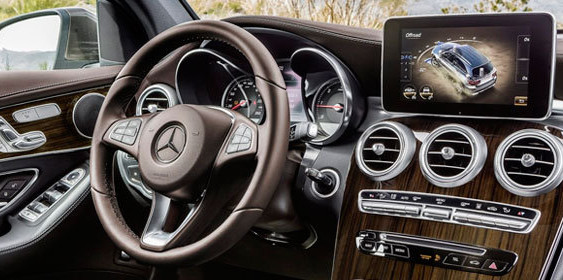 Кращі інтер'єри автомобілів 2016