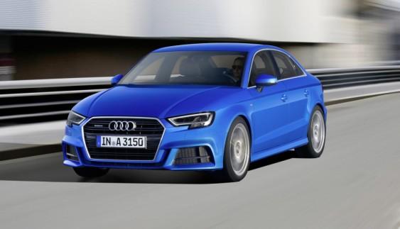 Audi офіційно представила оновлене сімейство A3