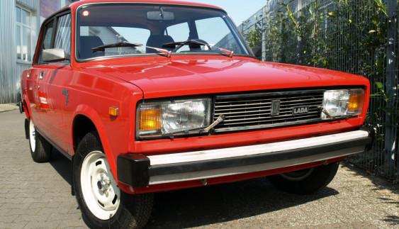 ВАЗ-2105 без пробігу: у Німеччині знайшли нове авто 1992 року випуску (ФОТО)