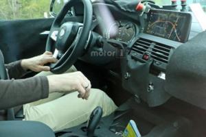 Новий BMW X3 отримає цифрову приладову панель