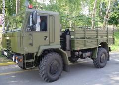 Білоруси побудували власний бронеавтомобіль «Козак»