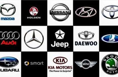 Які марки автомобілів найчастіше купують українці