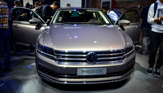 Новий великий седан Volkswagen: розкіш і потужність