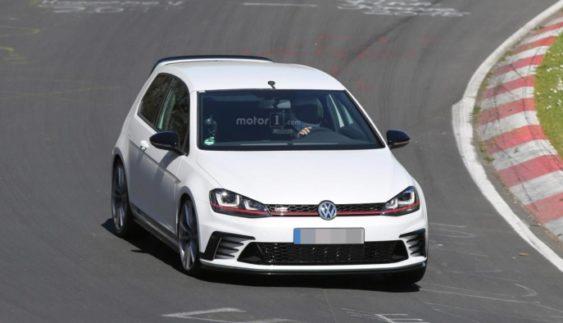 Volkswagen анонсував презентацію Golf GTI Clubsport