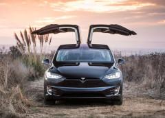 Базовому кросоверу Tesla Model X збільшили запас ходу