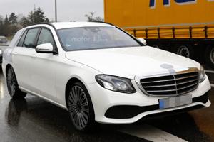 Mercedes-Benz скоро представить новий E-Class Estate