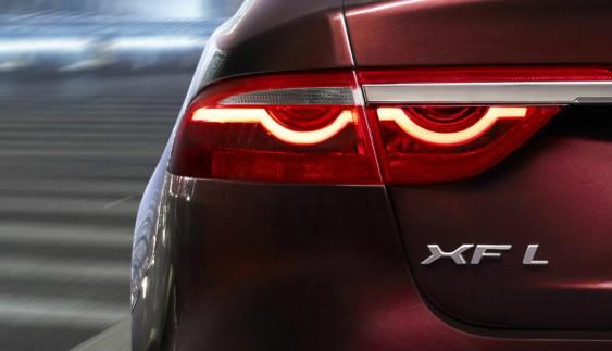 Компанія Jaguar опублікувала перший тизер седана XF