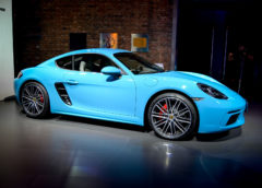 Представлено новий «недорогий» Porsche