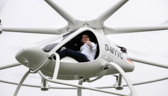 Німці протестували перший авіамобіль