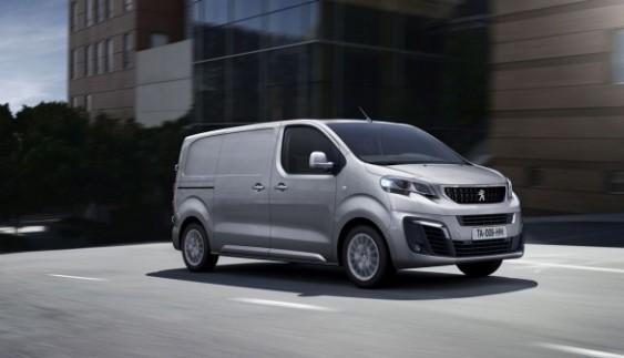Новий комерційний фургон Peugeot Expert скоро появиться в Україні