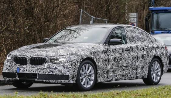 BMW 5-series: інформація про новинку