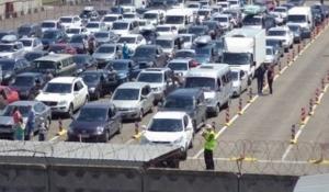 Кримські автомобілісти опинилися в пастці